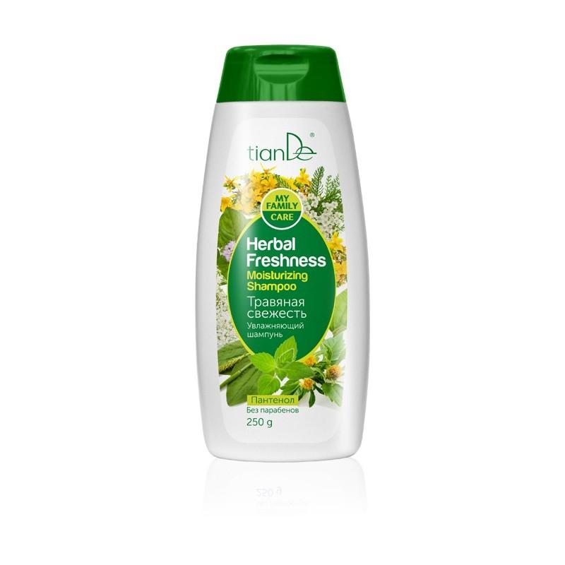 Herbal Freshness Moisturizing Shampoo 250g