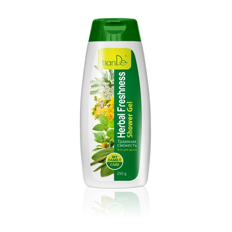Herbal Freshness Shower Gel 250g