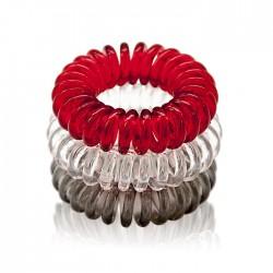 Kolekcja gumek do włosów Super Hairbands 3szt