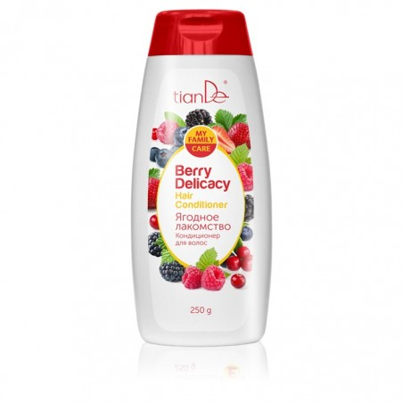 Berry Delicacy Hair Conditioner 250g