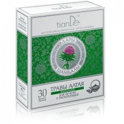 Herbata ziołowa z ostropestem plamistym 30szt