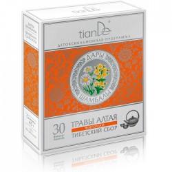 Herbata ziołowa Tybetańskie zioła 30szt