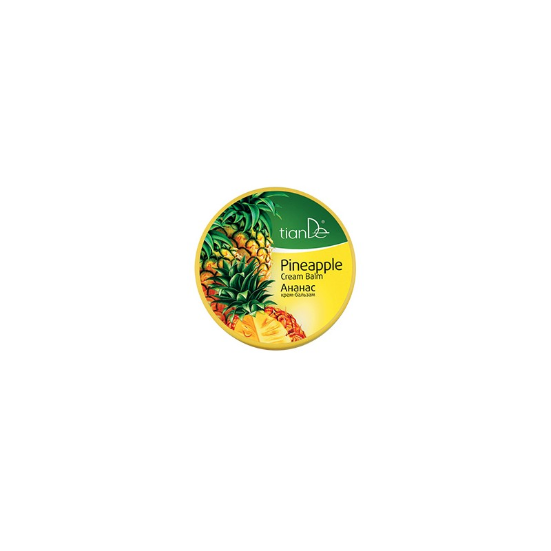 Pineapple Cream-Balm - Fruit Energy