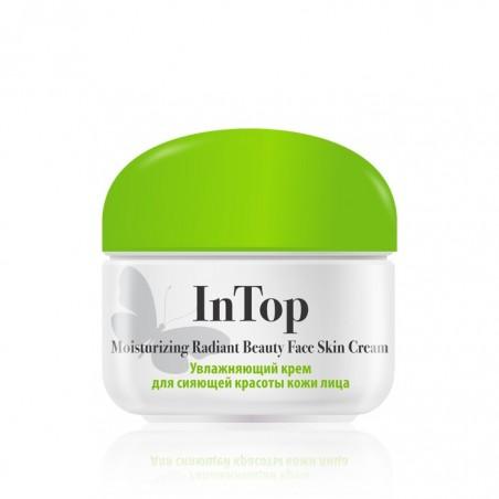 Moisturizing Radiant Beauty Face Skin Cream, 50g