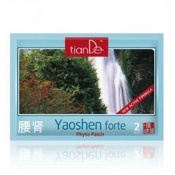 """Kosmetyczny plaster ziołowy do ciała """"Yaoshen Forte"""", Ilość: 2 szt."""