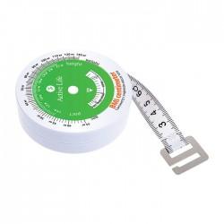 Centimetre with Body Mass Index