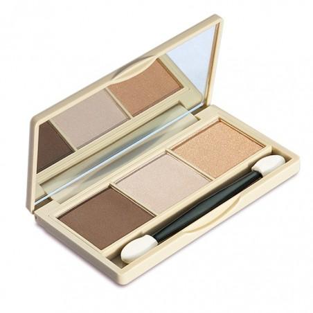 Eyeshadow kit, set 7.5g