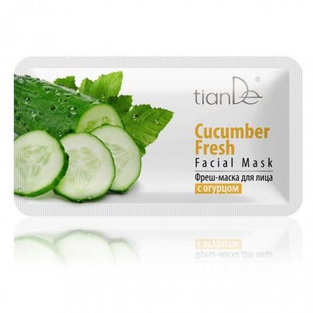 Cucumber Fresh Facial Mask