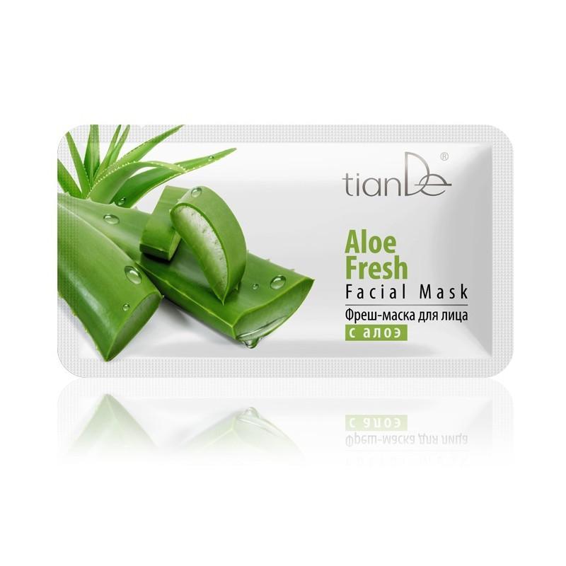Aloe Fresh Facial Mask