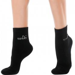 Хлопковые носки с точечным нанесением турмалина, 1  пара