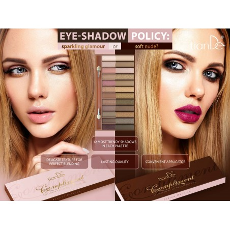 Eyeshadow Kit for Podium Make-up