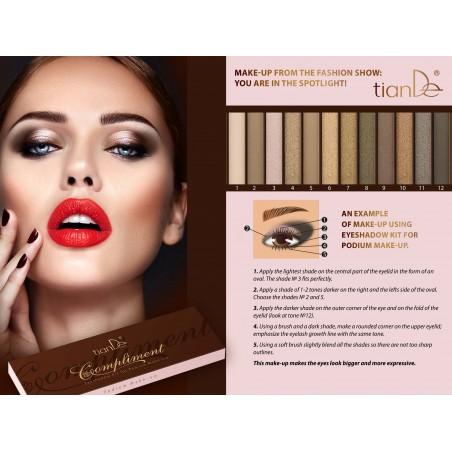 Eyeshadow Kit for Natural Make-up