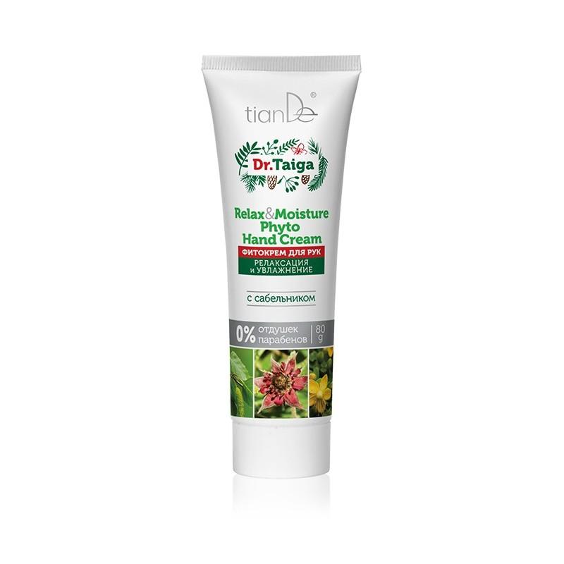 Relax & Moisture Phyto Hand Cream, 80g