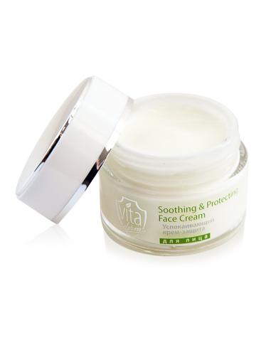 Soothing & Protecting Face Cream, 50g