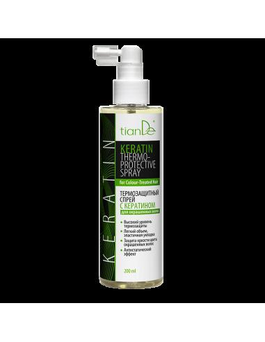 Keratin Thermo-Protective Spray for Colour-Treated Hair