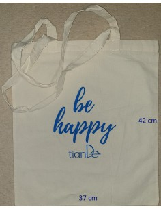 Eco bag with Tiande Logo