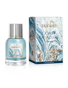 Eau de parfum for men Coast of Azure, 50ml