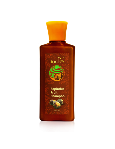 Sapindus Fruit Shampoo, 300ml