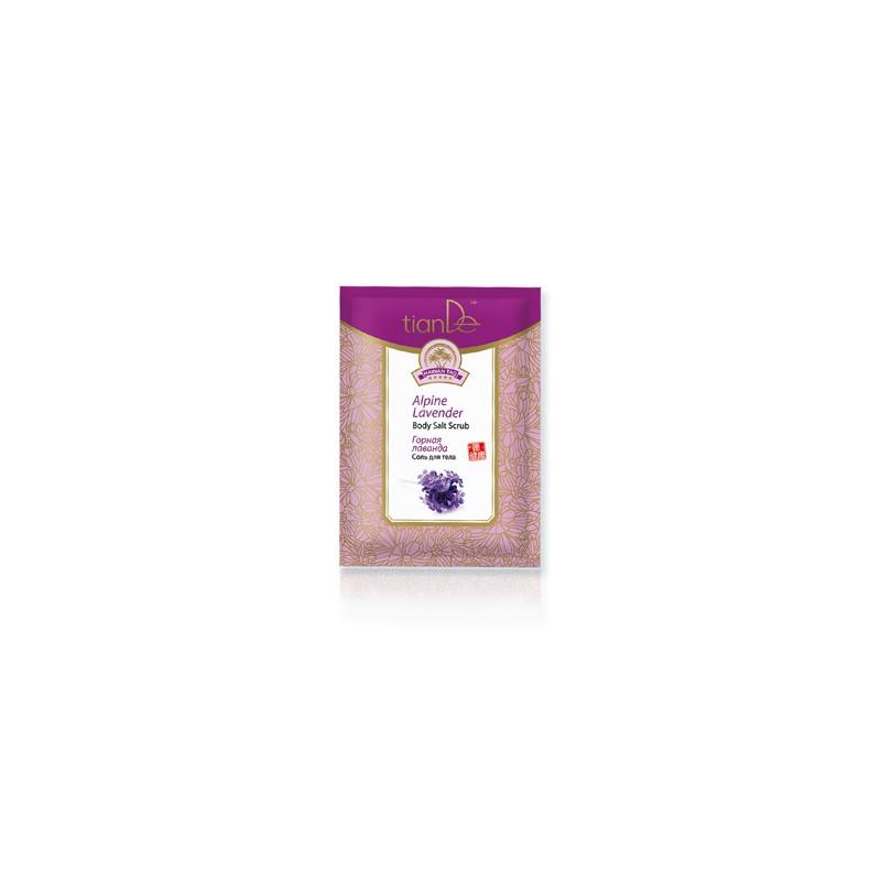 Alpine Lavender Body Salt Scrub