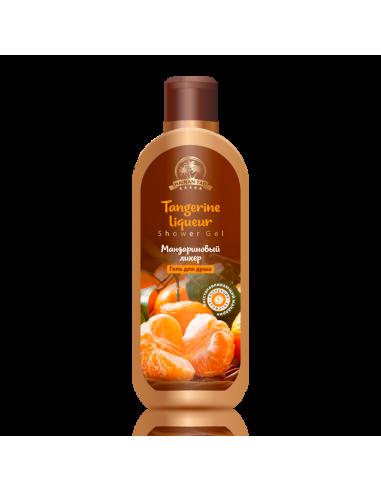 Tangerine likerinis dušo želė, 250g