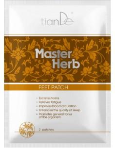 Feet Detoxifying Plaster 2pc