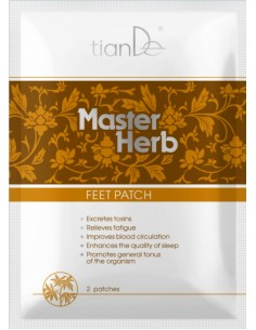 Feet Detoxifying Plaster 2pc