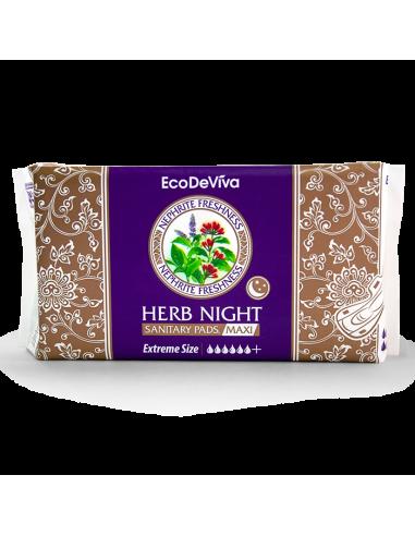 Herb Night Sanitary Pads Maxi