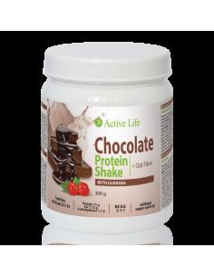 Protein chocolate shake...