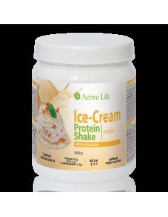 Ledo baltymų kokteilis su...