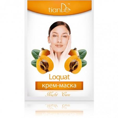 Loquat Night Cream-mask