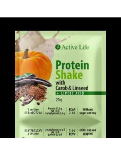 Protein Shake With Carob &...
