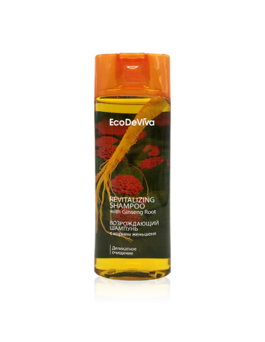 Revitalizing Shampoo with Ginseng...