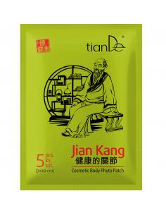 Jian Kang Cosmetic Body Phyto Patch 5 pcs, tiande 30117