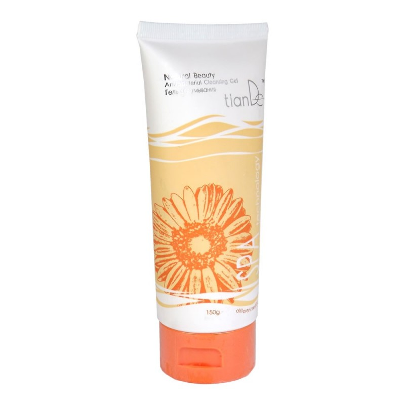 Natural Beauty Cleansing Gel 150g