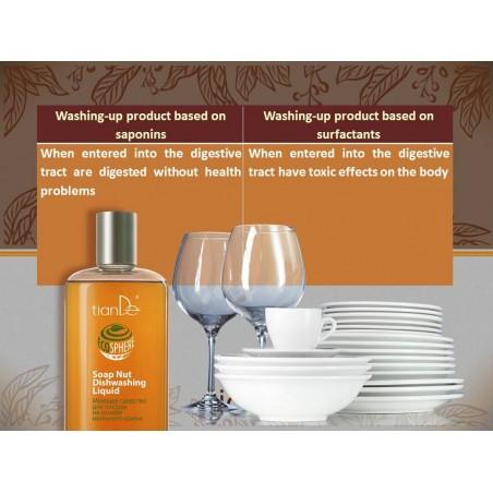 Soap Nut Dishwashing Liquid