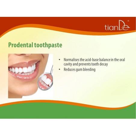 """TianDe Pasta do zębów """"Prodental"""" 120 g"""