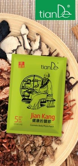 """JIAN KANG"""" Healthy joints"""