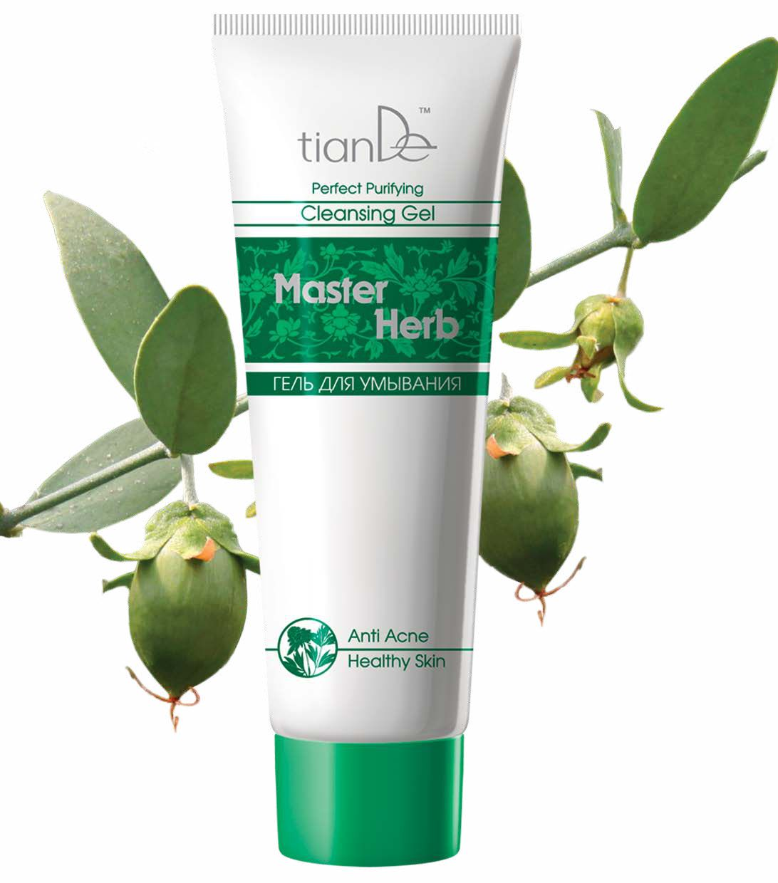 anti acne Cleansing Facial Gel