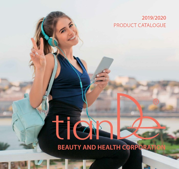 Tiande Catalogue